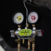ガスが入っているのにコンプレッサーが作動しない